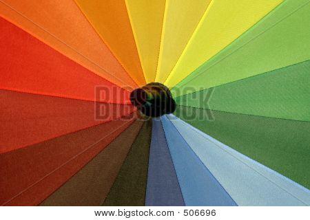 Rainbow Umbrella 2
