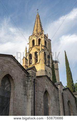 Avignon, Belfry
