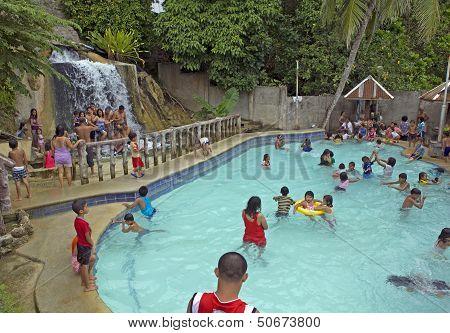 Badiang Springs, Bohol