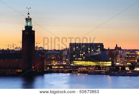 The City Hall, Stockholm