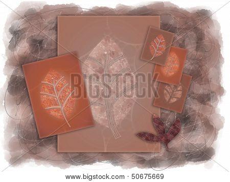 Autumn Leaves Illustraion