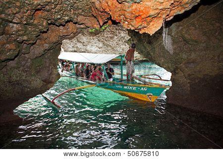 Baras Cave, Guimaras Island, Philippines