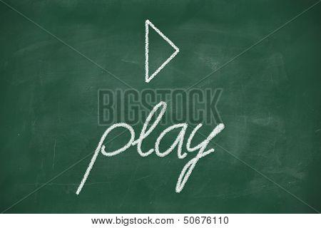 Play On Blackboard