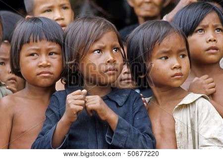 Asian Orphan Refugees