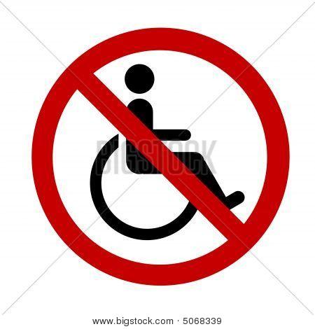 Forbidden Handicapped