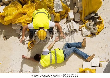 Construction accident