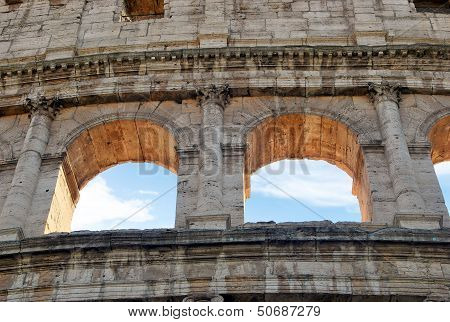 Windows Of Colosseum