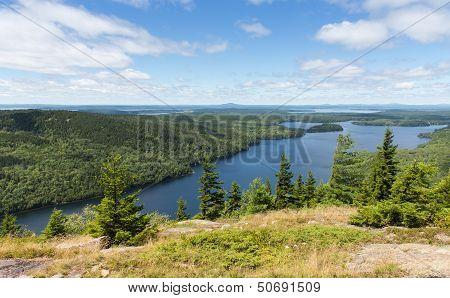 Beech Mountain Panorama