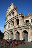 picture of illuminati  - this is the fantastic Colosseum in Rome  - JPG