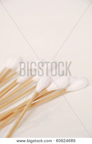 Cotton bud, hygiene cleaning for your sensitive skin