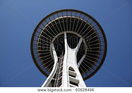 Usa Landmark: Seattle Space Needle