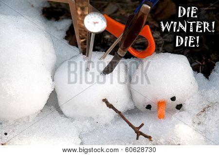Die Winter Die