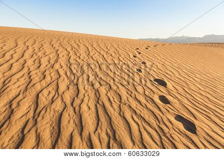 Death Valley Desert