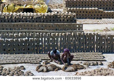 India's Brick Factory