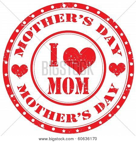 Mother's Day-stamp