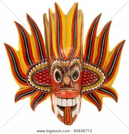 Fire Devil Mask