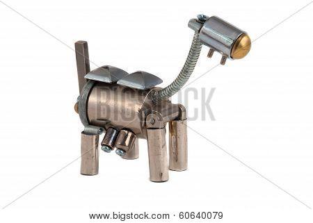 Metallic Dog.