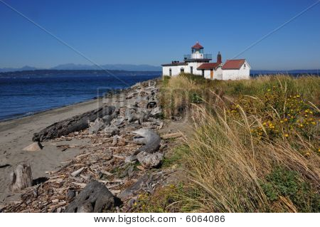 Lighthouse West Point Seattle
