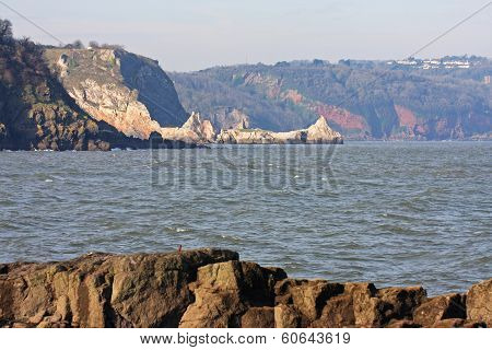 coast of Torquay
