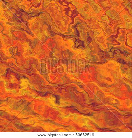 Marble Turbulences