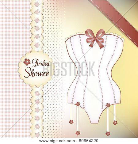Bridal Shower Greeting Card
