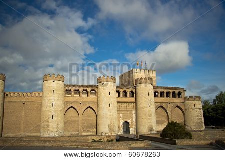 The Aljaferia Palace