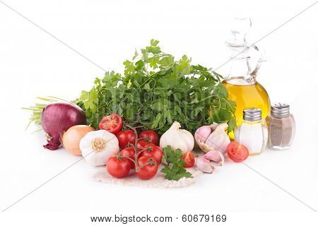 vegetable and cooking oil