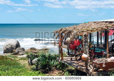Uruguay. Rocha, Punta Del Diablo