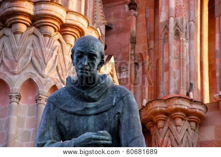 Statue of San Miguel
