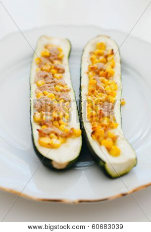 Yummy Prepared Zucchini
