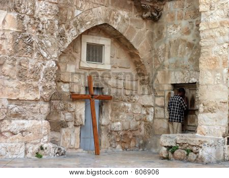 Praying In Jerusalem