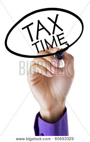 Time For Paying Tax
