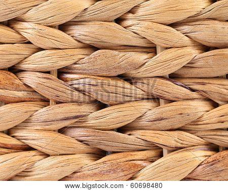 Wicker Basket texture.