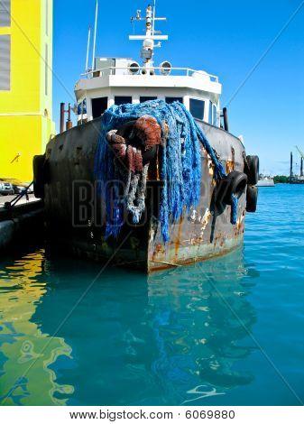 Bahama Tugboat