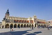 Sukiennice, Cloth Hall In Krakow