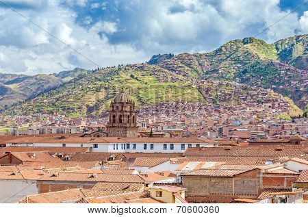 Cuzco, Peru - general view