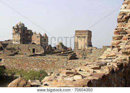 View Of Kumbh Palace