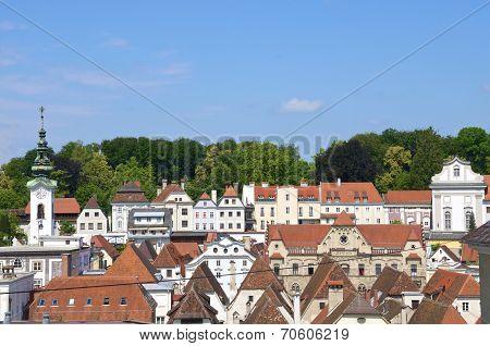 Steyr in Upper Austria