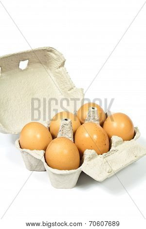 Eggs From The Family Farm