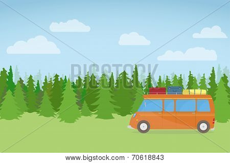 Travel Car