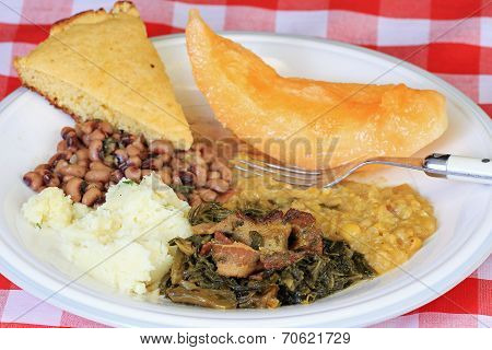 Country Cooking Collard Greens