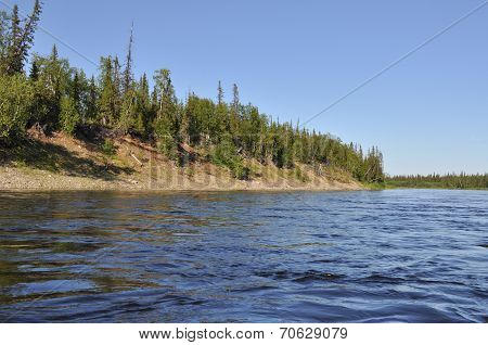 Coast Northern Boreal River.