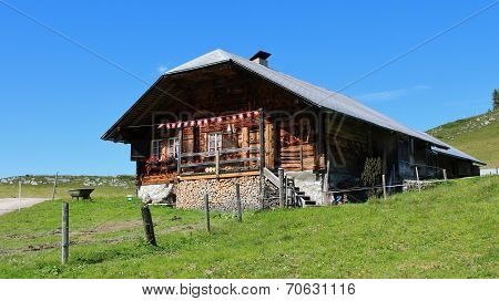 Old House In The Simmental