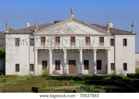 Villa Valmarana Scagnolari Zen By Andrea Palladio