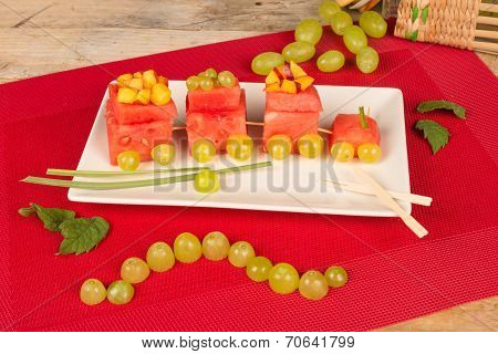 Fruity Train