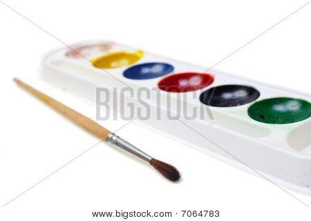 Water-borne Paint