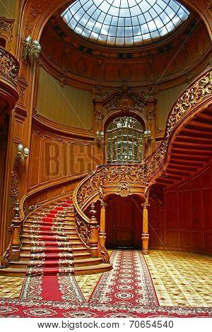 House Of Scientists - A Former National Casino, Lviv, Ukraine