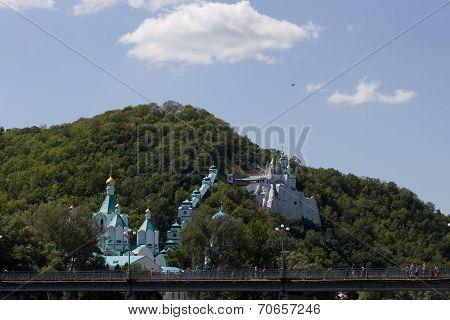 Holy Assumption Monastery Svyatogorsk