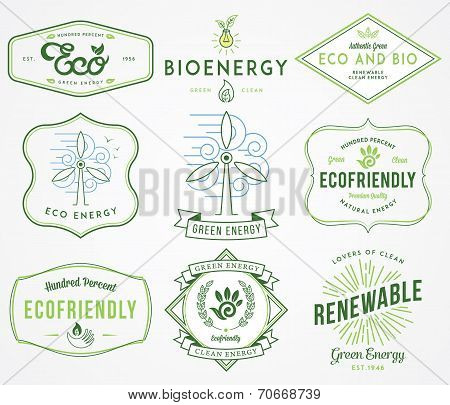 Bio And Eco Energy Colored