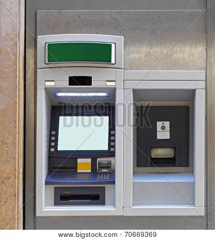 Atm And Night Safe